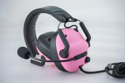Tai nghe E-Dra EH492 Young Pilot Pink