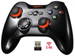 Tay Cầm Chơi Game không dây PXN 9603 Wireless Form Xbox cho PC / PS3 / Smart TV ( Có RUNG )