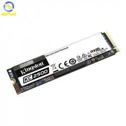 Ổ cứng SSD Kingston SKC2500M8 500GB NVMe PCIe Gen 3.0 x 4
