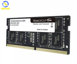 Ram Laptop Team Elite 8G DDR4 bus 3200MHz