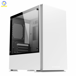 Vỏ case  Xigmatek NYC ARTIC (NO FAN) EN45716