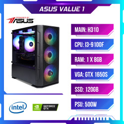 PC Gaming-Máy tính chơi game PCAP ASUS VALUE 1