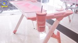 Bàn chơi game APC Speed R1 Pink (Màu Hồng)