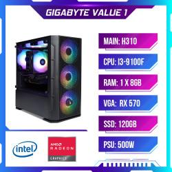 Máy tính chơi game PCAP GIGABYTE VALUE 1