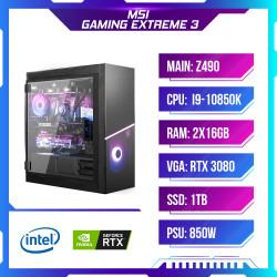 PC Gaming-Máy tính chơi game PCAP MSI GAMING EXTREME 3