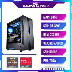PC Gaming-Máy tính chơi game PCAP MSI GAMING ULTRA 4