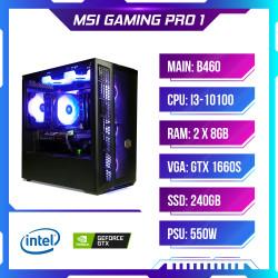 Máy tính chơi game PCAP MSI GAMING PRO 1