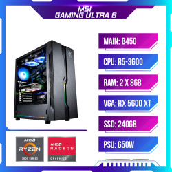 PC Gaming-Máy tính chơi game PCAP MSI GAMING ULTRA 6