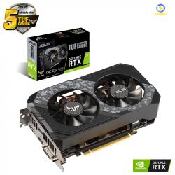 VGA ASUS TUF Gaming GeForce RTX 2060 6GB GDDR6 OC edition (TUF-RTX2060-O6G-GAMING)