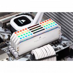 Ram Corsair Dominator Platinum RGB 32GB (2x16GB) DDR4 3200MHz (Trắng)