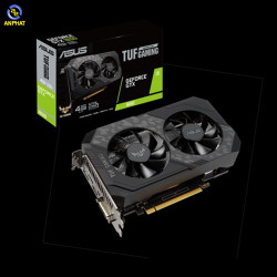 VGA ASUS TUF Gaming GeForce GTX 1650 4GB GDDR6 (TUF-GTX1650-4GD6-GAMING)