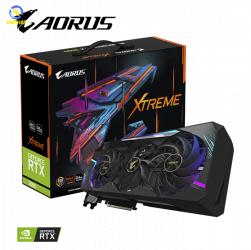 VGA GIGABYTE AORUS GeForce RTX 3090 XTREME 24G (GV-N3090AORUS X-24GD)