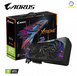 VGA GIGABYTE AORUS GeForce RTX 3080 XTREME 10G (GV-N3080AORUS X-10GD)
