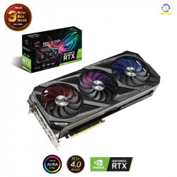 VGA ASUS ROG Strix GeForce RTX 3090 OC (ROG-STRIX-RTX3090-O24G-GAMING)