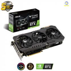 VGA ASUS TUF Gaming GeForce RTX 3090 OC (TUF-RTX3090-O24G-GAMING)
