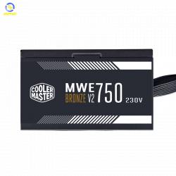 Nguồn Cooler master MWE 750 BRONZE - V2 230V 750w