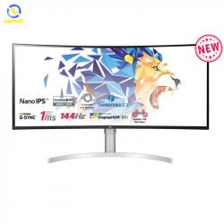 Màn hình LG 38WN95C-W 38 inch UltraWide QHD+ IPS Curved 144Hz