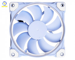 Fan case ID-COOLING ZF-12025 PASTEL BLUE