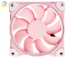 Fan case ID-COOLING ZF-12025 PASTEL PINK