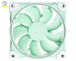 Fan case ID-COOLING ZF-12025 PASTEL GREEN