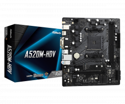 Mainboard ASROCK A520M-HDV