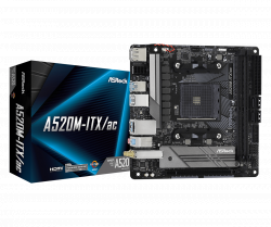 Mainboard ASROCK A520M-ITX/ac