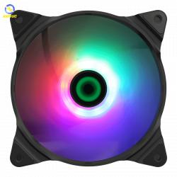 Quạt tản nhiệt cho case - Fan case Xtech LED RGB RAINBOW VA01-VA10