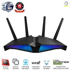 ASUS RT-AX82U (Gaming Router) Wifi AX5400 2 băng tần, Wifi 6 (802.11ax), AiMesh 360 WIFI Mesh, AiProtection, USB 3.1, Aura