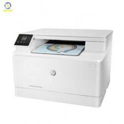 Máy in màu HP Color LaserJet Pro MFP M182n đa năng (7KW54A)