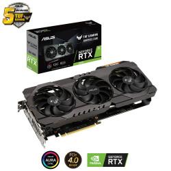 VGA ASUS TUF Gaming GeForce RTX 3070 OC (TUF-RTX3070-O8G-GAMING)