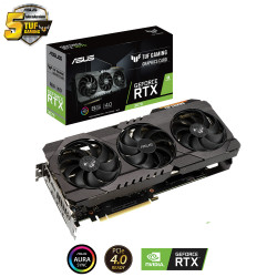VGA ASUS TUF Gaming GeForce RTX 3070 (TUF-RTX3070-8G-GAMING)