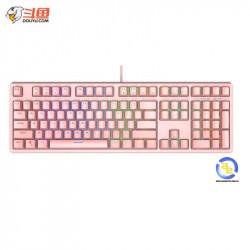 Bàn phím cơ AJAZZ DOUYU DKL310 Pink Optical