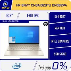 Laptop HP Envy 13-ba1028TU 2K0B2PA - Vàng
