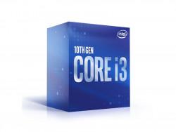 CPU Intel Core i3-10100F (6M Cache, 3.60 GHz up to 4.30 GHz, 4C8T, Socket 1200, Comet Lake-S)