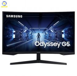 Màn hình máy tính Samsung LC32G55TQWEXXV 32 inch WQHD 144Hz Cong