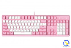 Bàn phím cơ DareU EK1280S Pink White Blue switch