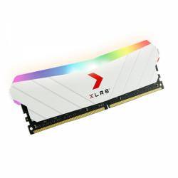 Ram PNY XLR8 Gaming RGB 8GB (1x8GB) DDR4 3200MHz (Trắng)
