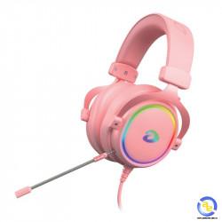 Tai nghe DareU EH925s Queen Pink 7.1 RGB