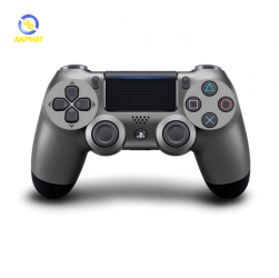 Tay bấm game Sony PS4 DUALSHOCK 4 Steel Black (chính hãng Sony Việt Nam)