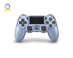 Tay bấm game Sony PS4 DUALSHOCK 4 Titanium Blue (chính hãng Sony Việt Nam)