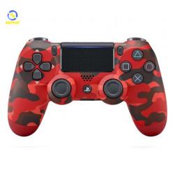 Tay bấm game Sony PS4 DUALSHOCK 4 Red Camouflage (chính hãng Sony Việt Nam)