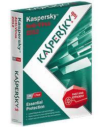 Phần mềm diệt virus Kaspersky Antivirus