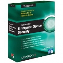 Phần mềm diệt virus Kaspersky EnterpriseSpace Security (số lượng 100-149)