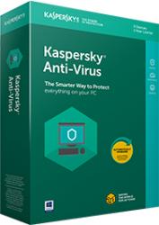 Phần mềm diệt virus Kaspersky Antivirus (KAV)