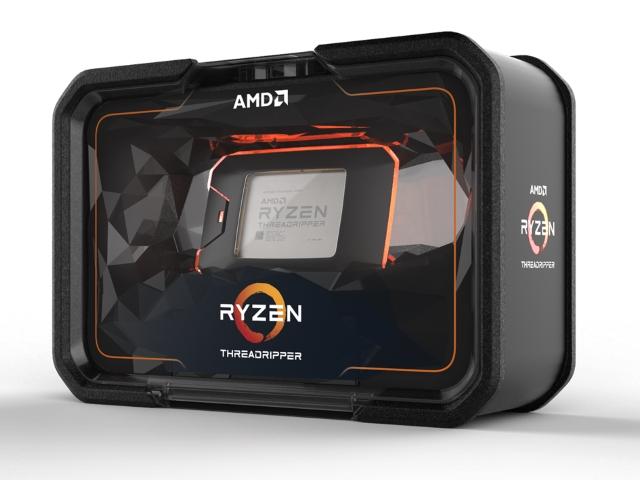 CPU AMD RYZEN Threadripper 2970WX ( 24 nhân, 48 luồng, 3.0 - 4.2Ghz, 64MB)
