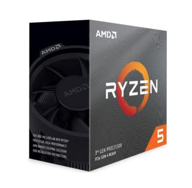 CPU AMD Ryzen 5 3400G tích hợp GPU Radeon Vega 11