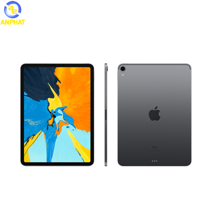 11-inch iPad Pro Wi-Fi + Cellular 64GB - Space Grey MU0M2ZA/A