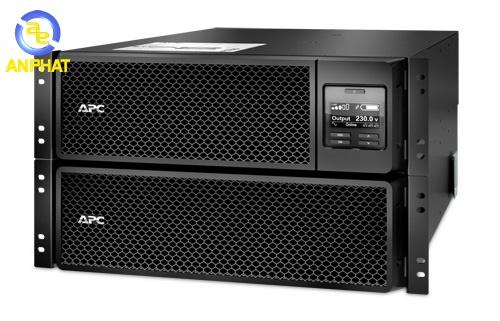 Bộ lưu điện APC Smart 10000VA RM-SRT10KRMXLI