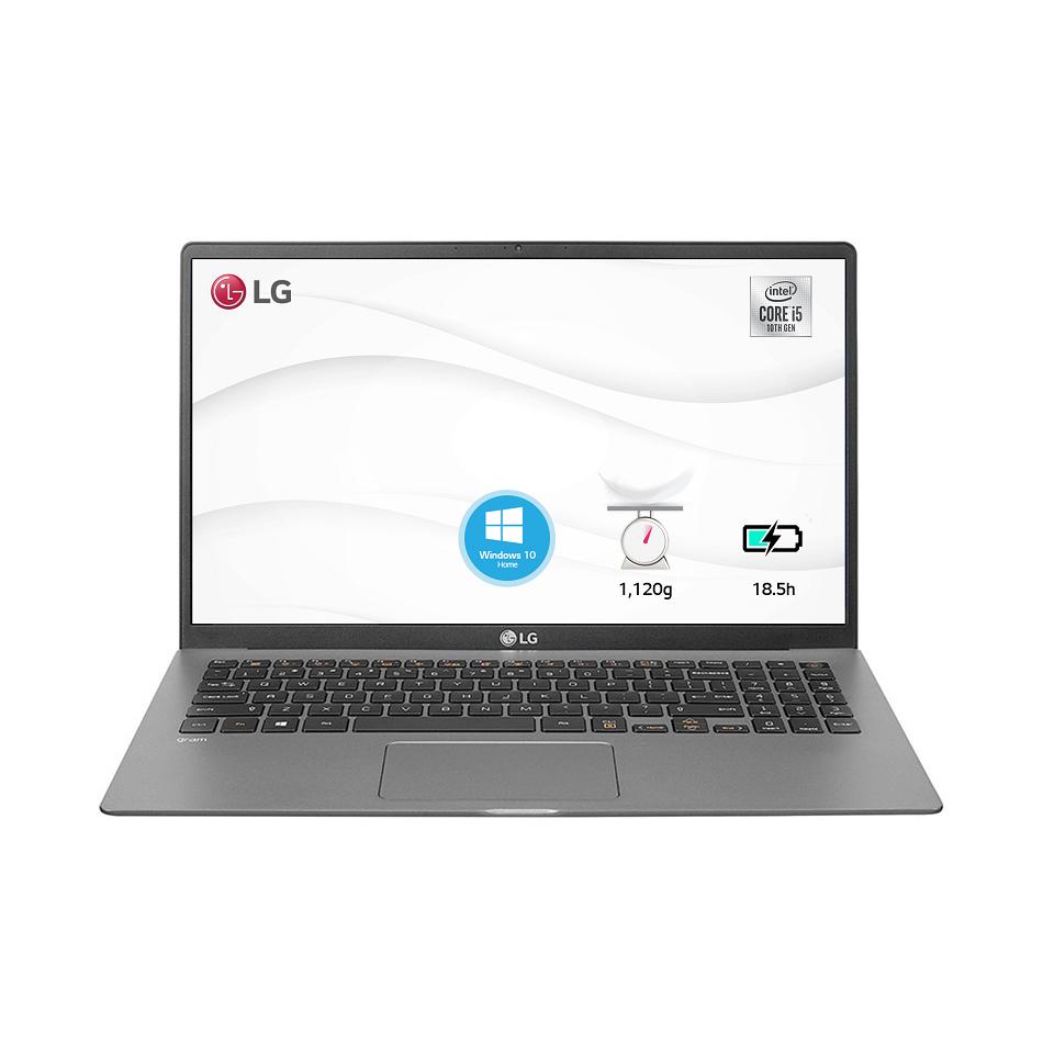 Laptop LG Gram 2020 15Z90N-V.AR55A5 - Dark Silver