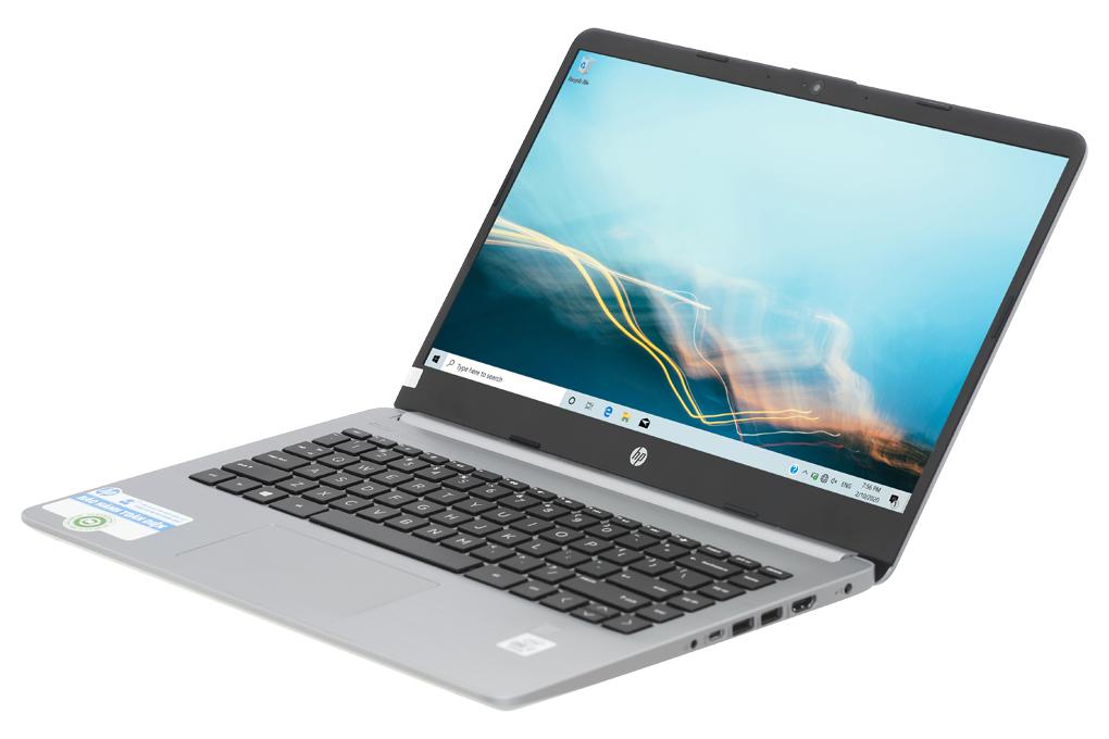 Laptop HP 340s G7 2G5B7PA (Core i3-1005G1 | 4GB | 256GB | Intel UHD | 14.0 inch HD | FreeDos | Bạc)